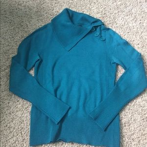 NEW LISTING: Comfy Teal Sweater